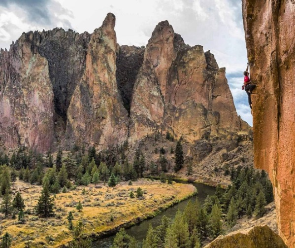 Fall Climbing